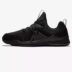 Nike zoom train command mens shoes triple black